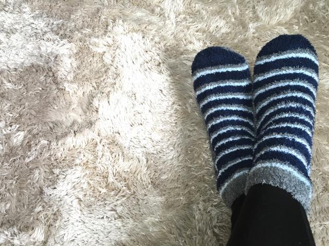 冷え性の脚