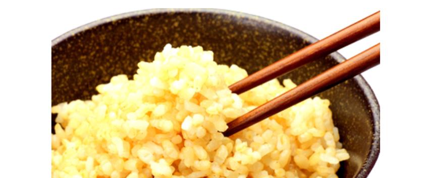 美肌に導く玄米